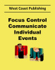 Focus Control Communicate: College Individual Events
